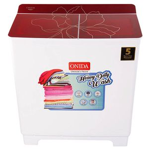 Onida 8.5Kg Semi Automatic Top Load Washing Machine (Hydrocare S85GC) Price in India