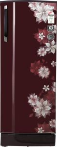 Godrej RD Edge SX 266 TAF 3.2 251 L 3 Star Direct Cool Single Door Refrigerator (Marvel) Price in India