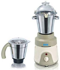Boss Ruf Tuf 1000W Mixer Grinder (2 Jars) Price in India