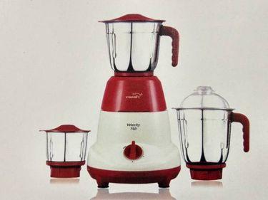 V-Guard Velocity 750W Mixer Grinder (3 Jars) Price in India