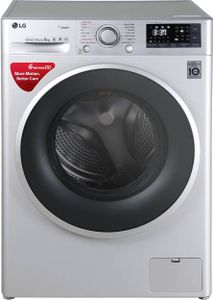 LG 8Kg Fully Automatic Front Load Washing Machine (FHT1208SWL) Price in India