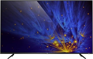 TCL 43P6US 43 Inch 4K Ultra HD Smart LED TV Price in India
