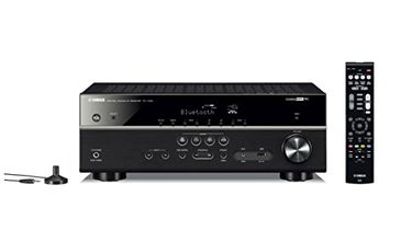 Yamaha RX-V485 5.1 Channel AV Receiver Price in India
