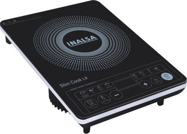 Inalsa Slim Cook LX 2000W Induction Cooktop Price in India