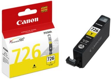 Canon CLI-726Y Yellow Ink Tank Price in India
