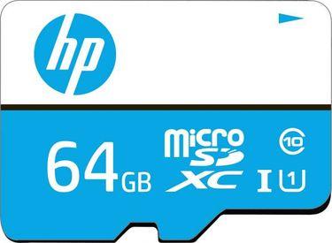 HP MX310 U1 64GB MicroSDXC Class 10 (80MB/s) Memory Card Price in India