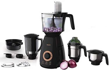 Philips Avance Collection HL-7707 Mixer Grinder (4 Jars) Price in India