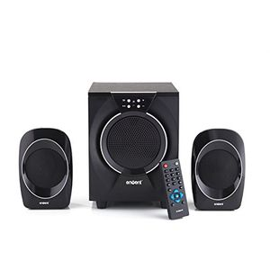 Envent Deejay 310 2.1 Channel Multimedia Speaker Price in India