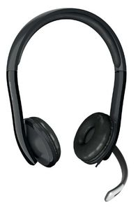 Microsoft Life Chat LX-6000 On-Ear Headset Price in India