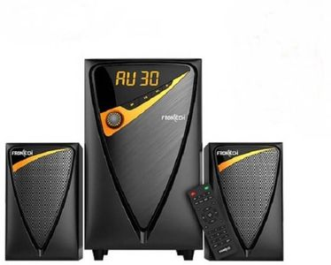 Frontech JIL-3983 2.1 Channel Multimedia Speakers Price in India