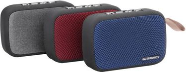 Zebronics Delight Portable Wireless Speaker Price in India