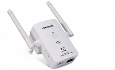 Digisol DG-WR3001NE 300Mbps Wireless Repeater Price in India