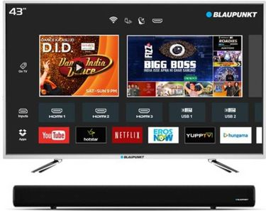 Blaupunkt (BLA43AS570) 43 Inch Full HD Smart LED TV Price in India
