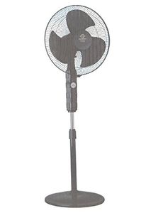 Almonard Supreme 3 Blade (460mm) Pedestal Fan Price in India