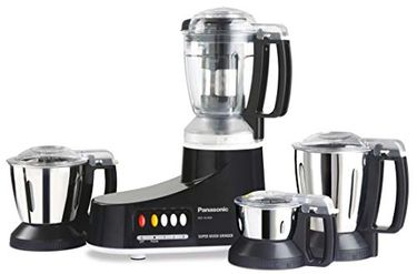 Panasonic MX-AC400 1000W Mixer Grinder (4 Jars) Price in India