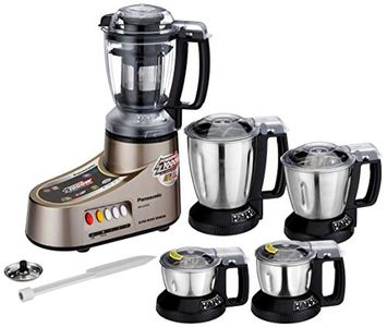 Panasonic MX-AC555 1000W Mixer Grinder (5 Jars) Price in India