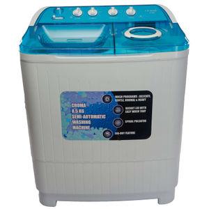Croma 8.5kg Semi Automatic Top Load Washing Machine (CRAW2222) Price in India
