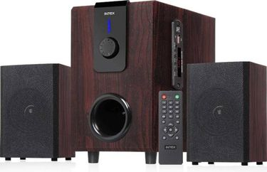 Intex Choral Tufb 2.1 Channel Wireless Home Audio System Price in India
