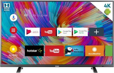 MarQ by Flipkart (49SAUHD) 49 Inch 4K Ultra HD Smart LED TV Price in India