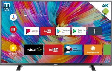 MarQ by Flipkart (43SAUHD) 43 Inch 4K Ultra HD Smart LED TV Price in India
