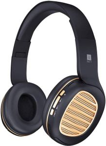 IBall Decibel BT01 On the Ear Wireless Headset Price in India