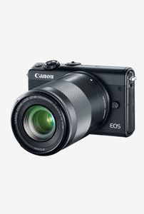 Canon EOS M100 (15-45mm Lens) Mirrorless Camera Price in India