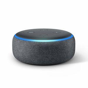 Amazon Echo Dot Bluetooth Speaker (3rd Generation) Price in India