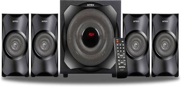 Intex Bomb 50 4.1 Channel Home Audio Speaker Price in India
