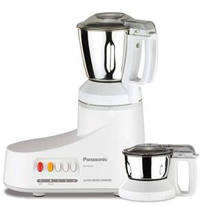 Panasonic MX-AC220-H 1000W Mixer Grinder (2 Jars) Price in India