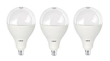 Oreva Premium 45W B22 LED Bulb (White, Pack of 3) Price in India