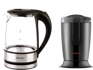 Butterfly EWK-05 Aroma 1.2 L Electric Kettle Price in India