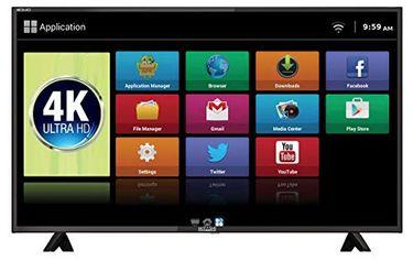 Mitashi MiDE050v25 4KS 49.5 Inch 4K Ultra HD Smart LED TV Price in India