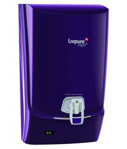 Livpure Pep Plus 7 L RO Water Purifier Price in India
