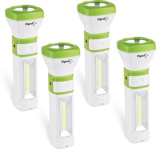 Pigeon Flare Hi Power 120W LED Torch (Pack of 4) Price in India
