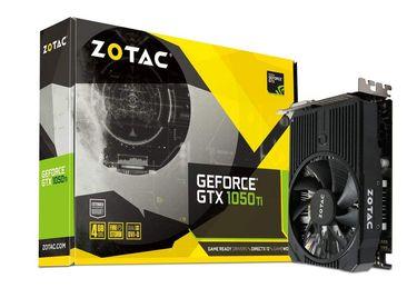 Zotac GeForce GTX 1050 TI (ZT-P10510F-10L) 4GB Graphics Card Price in India