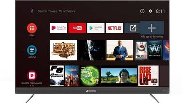 Micromax 49TA7000UHD 49 inch Ultra HD 4K Smart LED TV Price in India