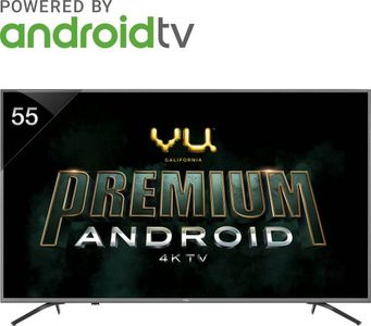 Vu Premium Android 55 inch (55-OA) 4K Ultra HD LED Smart TV Price in India