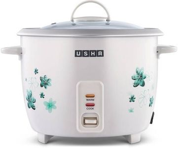 Usha MC - 3718S 1.8 L Electric Rice Cooker Price in India