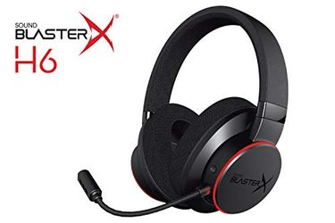 Creative Sound BlasterX H6 Headphones Price in India