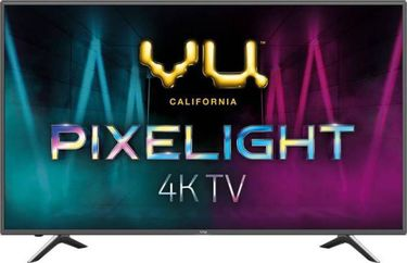 Vu Pixelight 55BPX 55 Inch Smart 4K Ultra HD LED TV Price in India