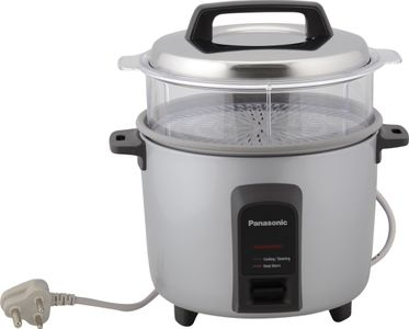 Panasonic SR-Y18FHS 1.8 L/4.4L Automatic Rice Cooker Price in India