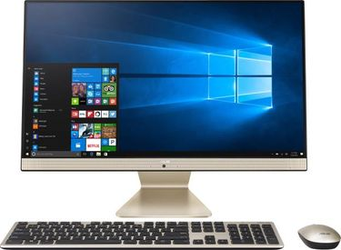 Asus V241FFT-BA006T (Intel Core i5, 8GB, 1TB, Win 10) All In One Desktop Price in India