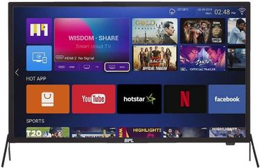 BPL T40SH30A 39 Inch HD Ready LED Smart TV Price in India