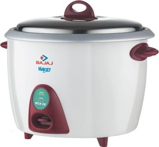 Bajaj Majesty RCX28 Rice Cooker Price in India