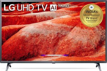 LG 43UM7780PTA 43 Inch 4K UHD LED Smart TV (with Built-in Google Assistant and Alexa) Price in India