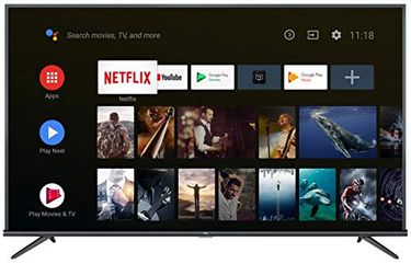 TCL 65P8E 65 Inch 4K Ultra HD Smart Android LED TV Price in India
