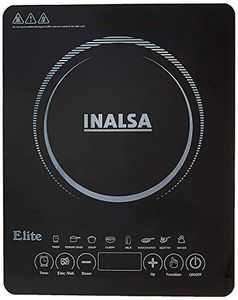 Inalsa Elite 2100W Induction Cook Top Price in India