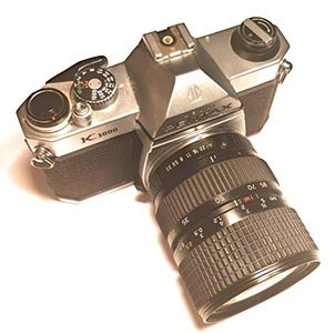 Pentax K1000 Digital Camera with 50mm (f/2.0) Lens Price in India