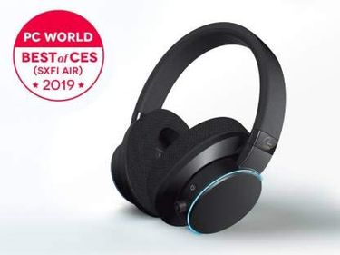 Creative SXFI AIR Wireless Bluetooth Headphone Price in India