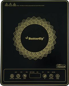Butterfly Turbo Touch 1800W Induction Cooktop Price in India